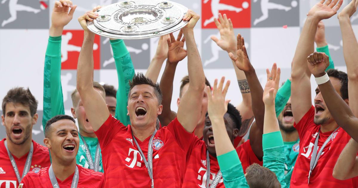 Berlin City Kia >> 2019/20 Bundesliga Fixtures Released: Bayern Munich ...