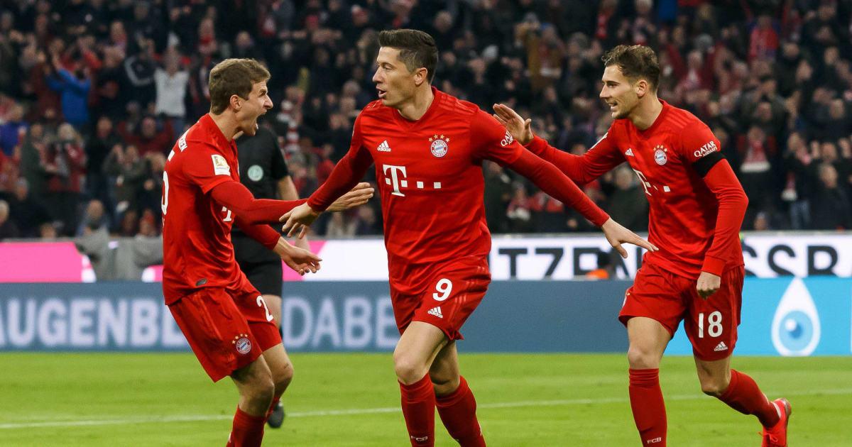 Bayern Schalke Ergebnis