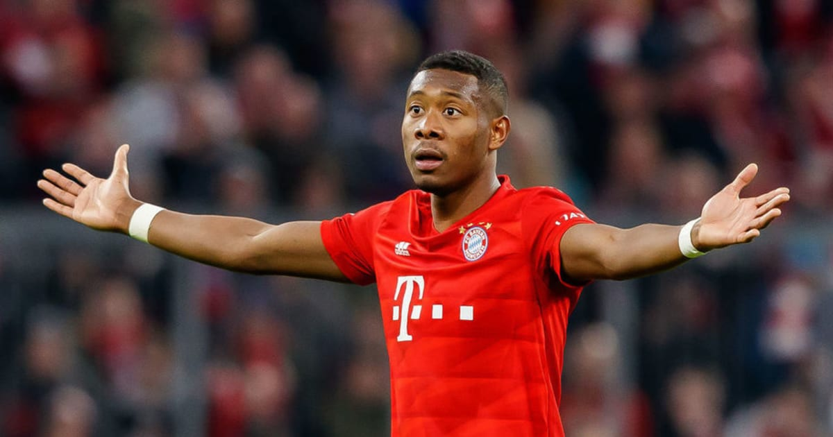 David Alaba Reveals He Supported Arsenal as a Kid & Refuses to Rule Out Future Premier League Move