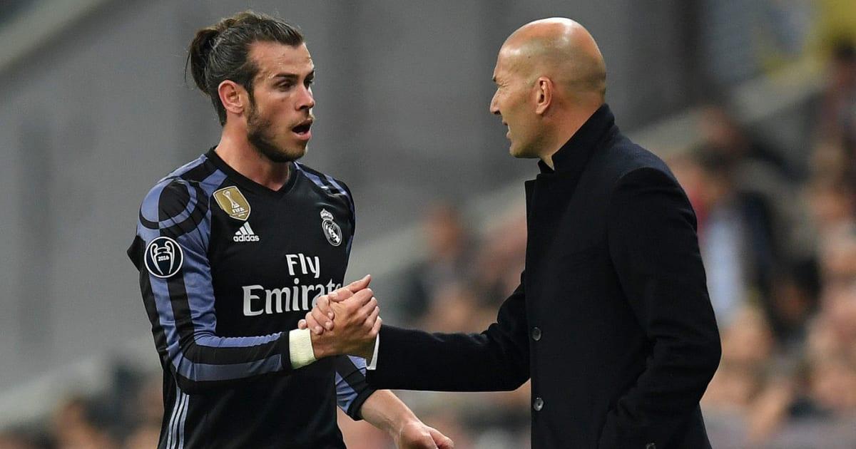 HLV Zidane buông lời cay đắng, chính thức công bố tương lai Gareth Bale
