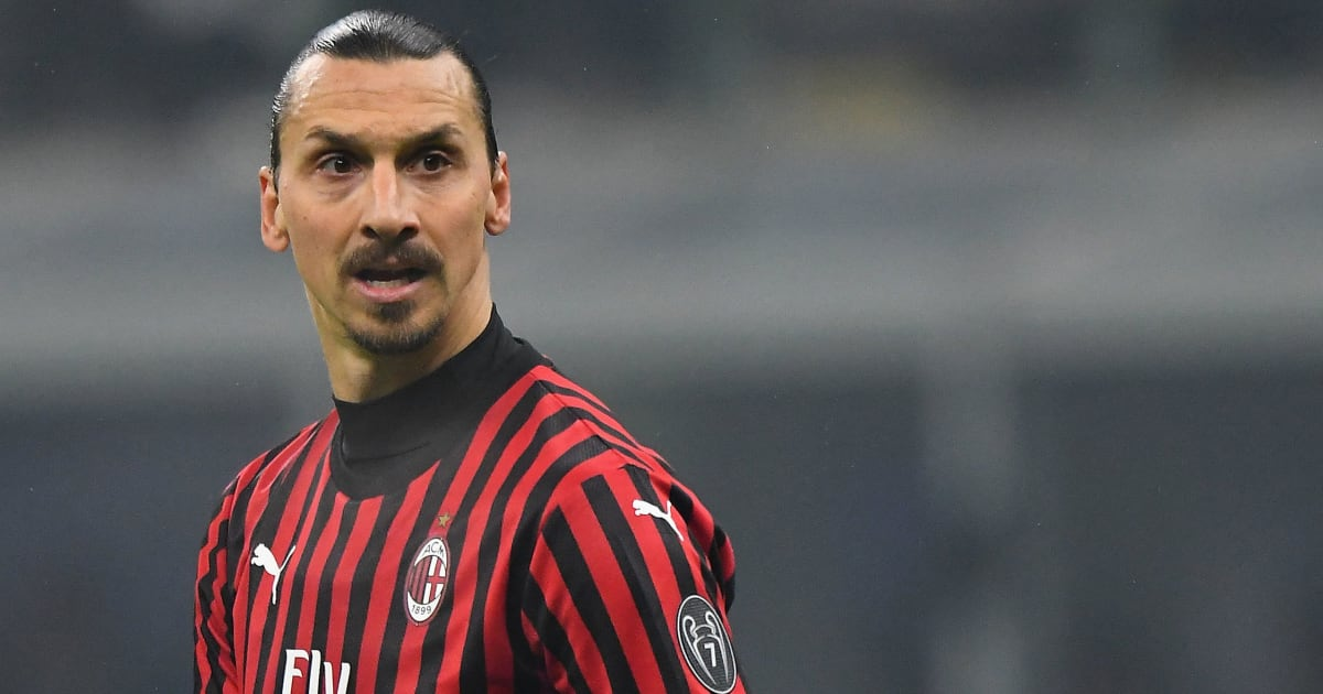 Zlatan Ibrahimovic Wins Unwanted 'Tapiro d'Oro' Award After Derby Loss to Inter Milan