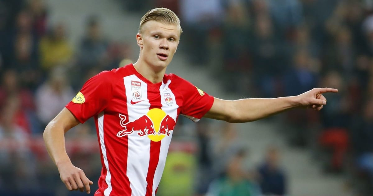Red Bull Salzburg to Wait Until Summer Before Cashing in on €60m Talent  Erling Haaland | 90min