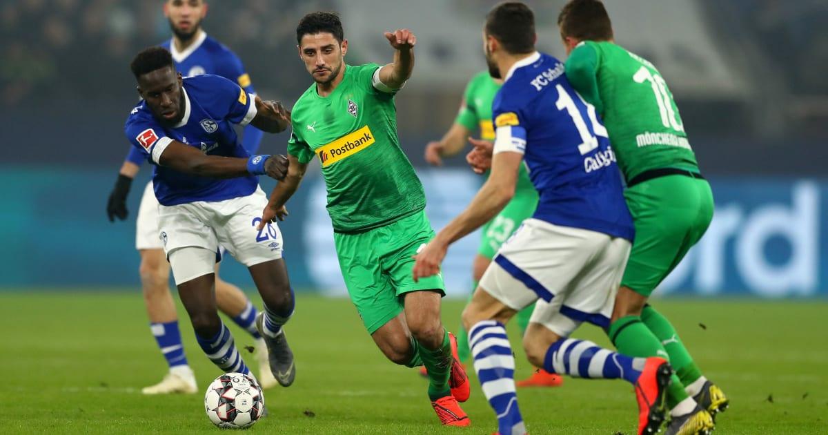 Gladbach Vs Schalke Live Stream