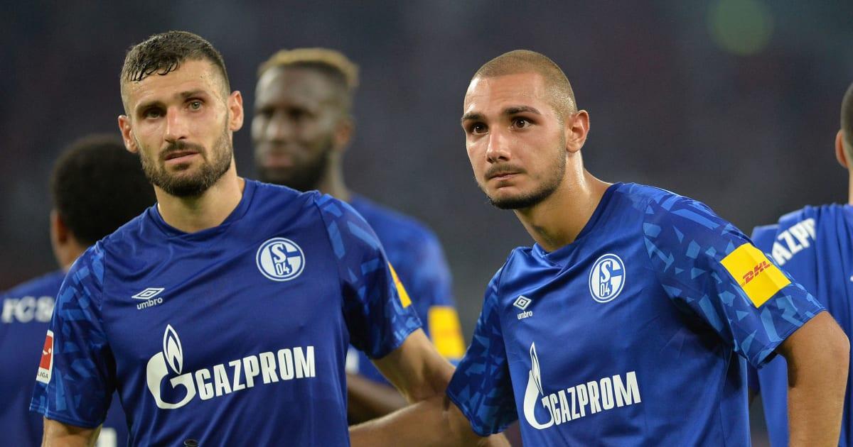 Schalke Spieler