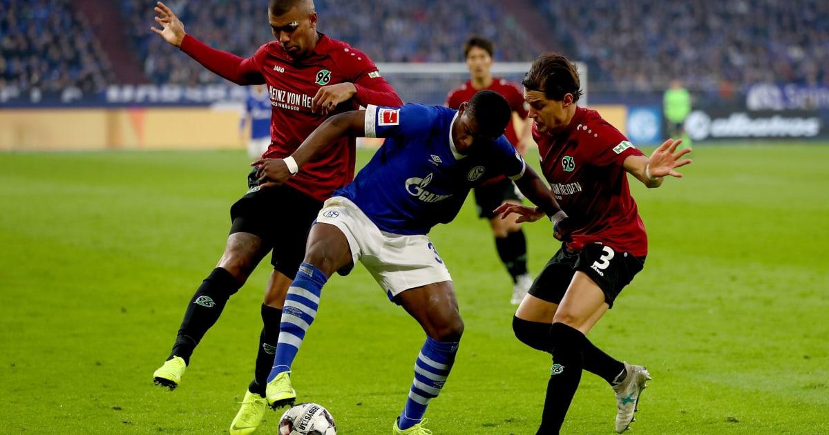 Schalke Hannover Stream