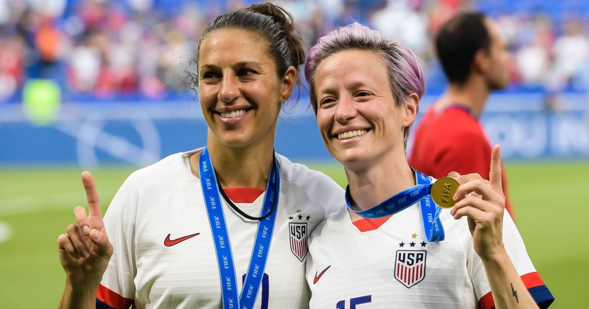 USWNT Names Star Studded 23-Player Roster for 2020 SheBelieves Cup