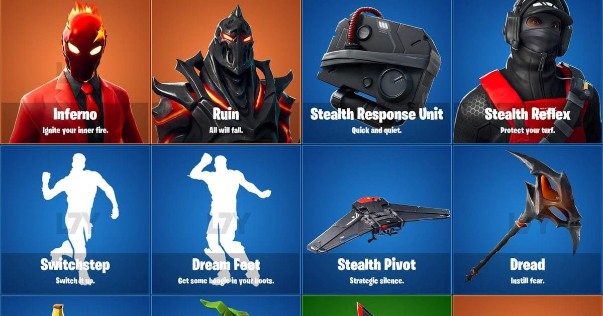no doubt other video game companies are watching fortnite s success extremely closely and also numerous are already talking about complying with the example - stealth reflex fortnite code