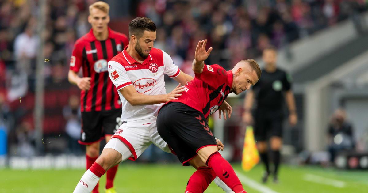 Freiburg vs. Düsseldorf | TV-Übertragung, Livestream, voraussichtliche Aufstellung & Team-News