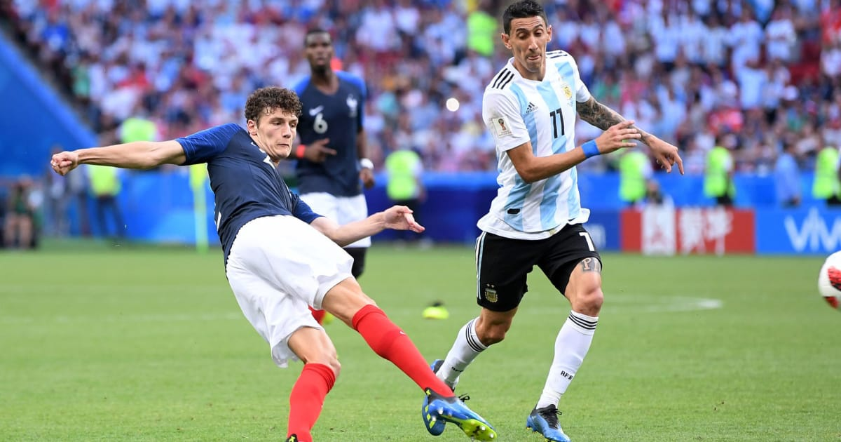 Benjamin Pavard's Stunning World Cup Volley Officially Voted as Goal of the Tournament