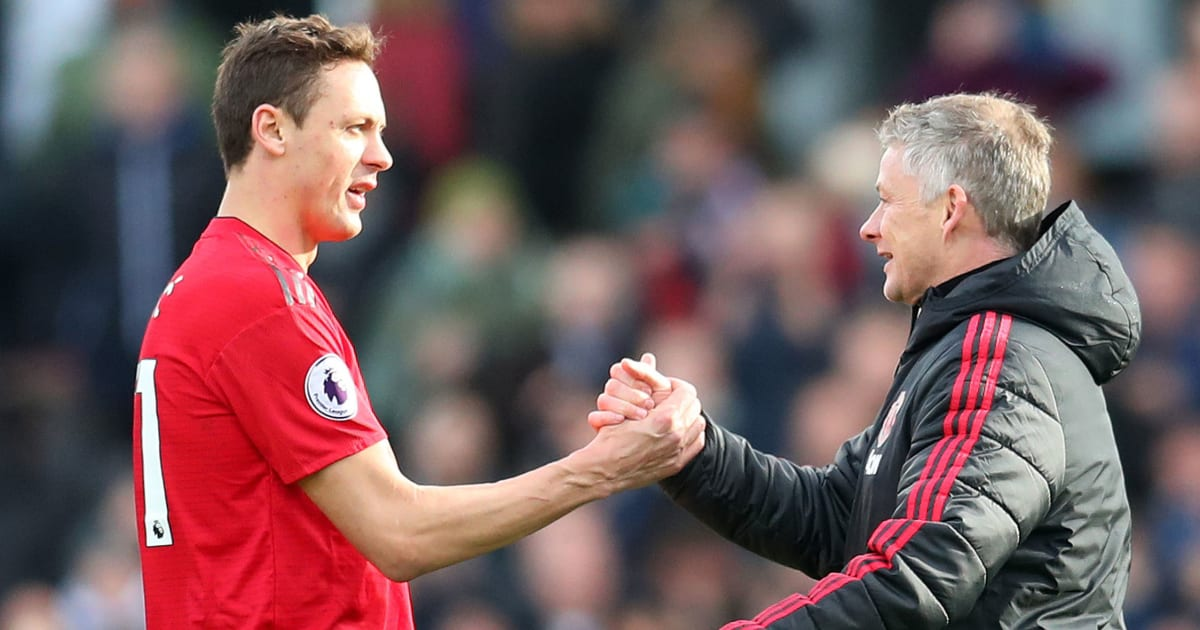 Fulham Vs Man Utd: Nemanja Matic 'Hopes' Ole Gunnar Solskjaer Stays At Man