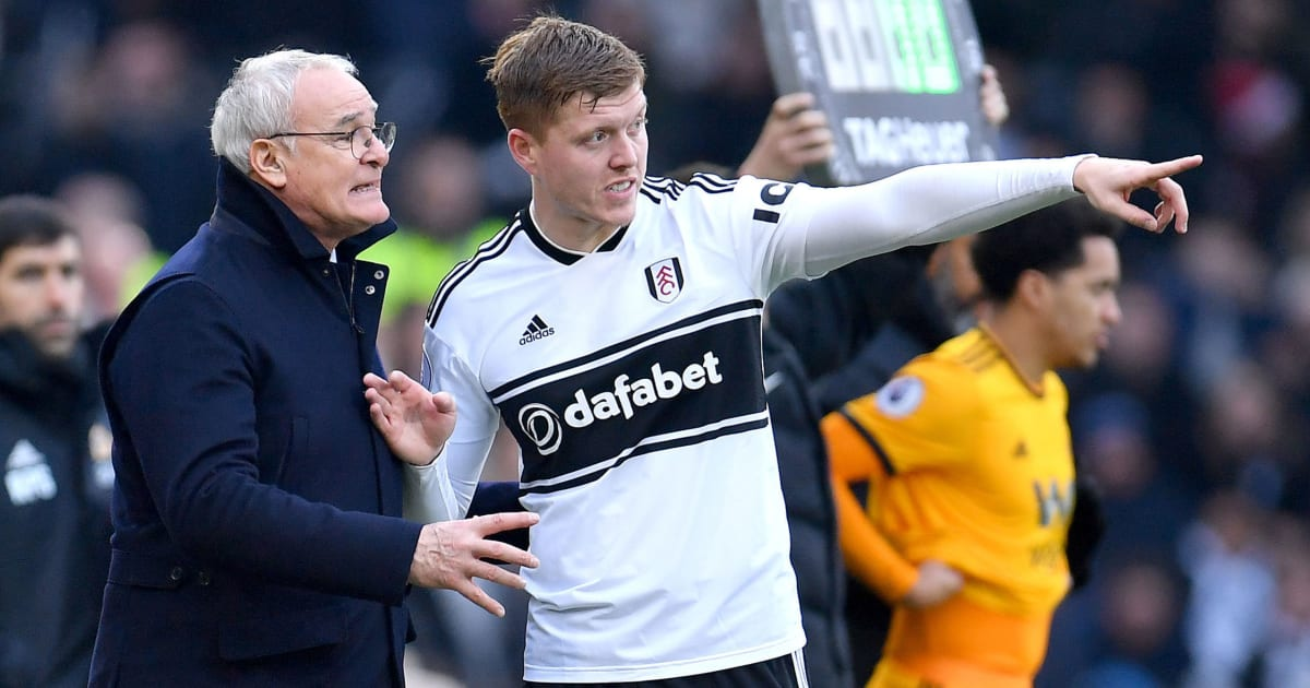 Claudio Ranieri Reveals Bizarre Reason Defender Alfie Mawson Will Be Absent Against Tottenham