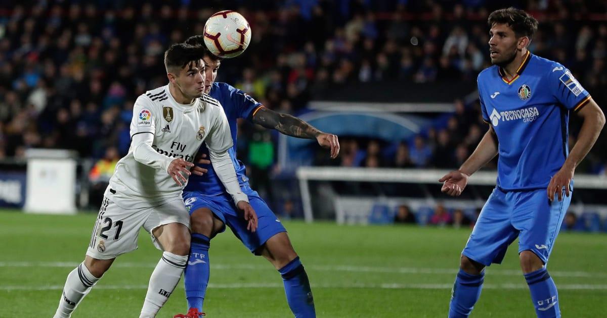 Getafe Cf V Real Madrid: Getafe 0-0 Real Madrid: El Real Redam Kegigihan Bermain