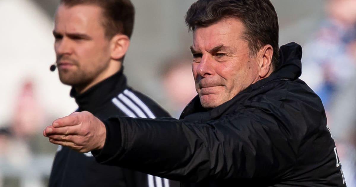 Die voraussichtliche Aufstellung des HSV gegen den FC St. Pauli