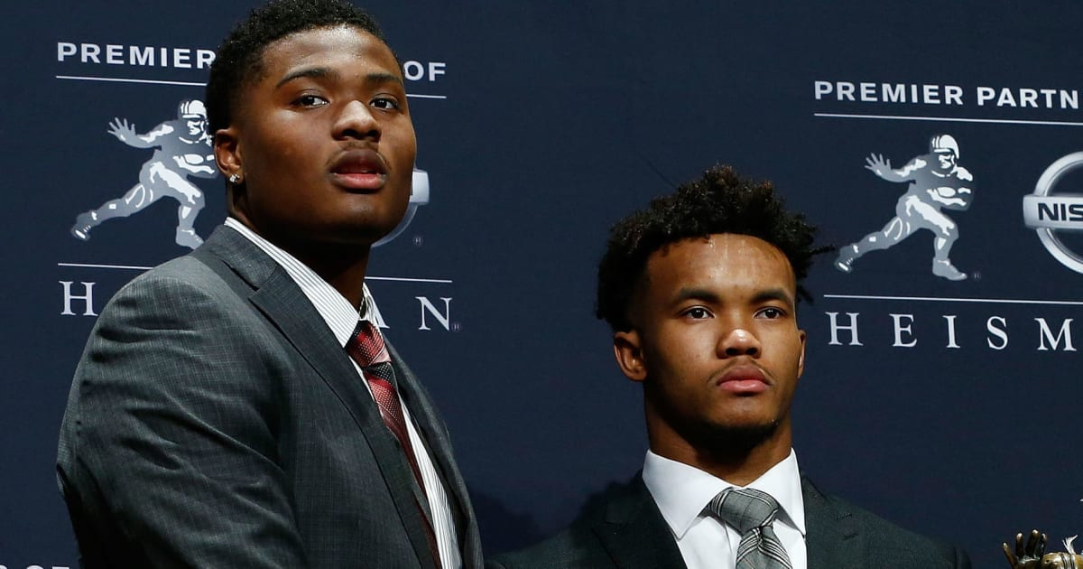 Would You Rather: Pick Kyler Murray or Dwayne Haskins in ...