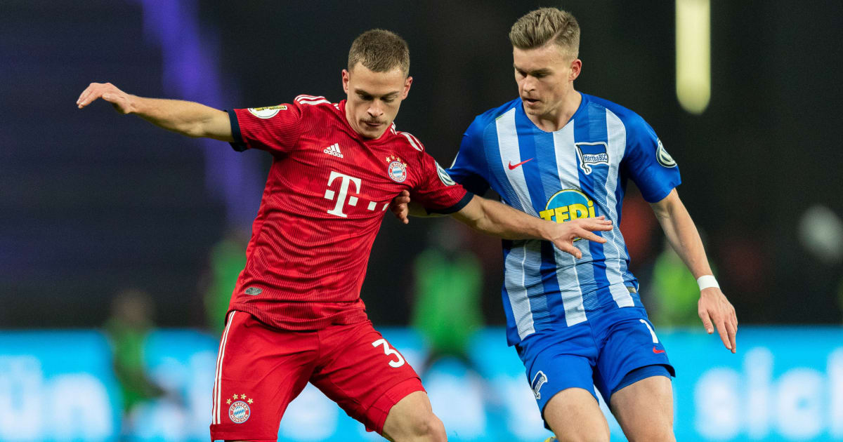 Stream Hertha Bayern