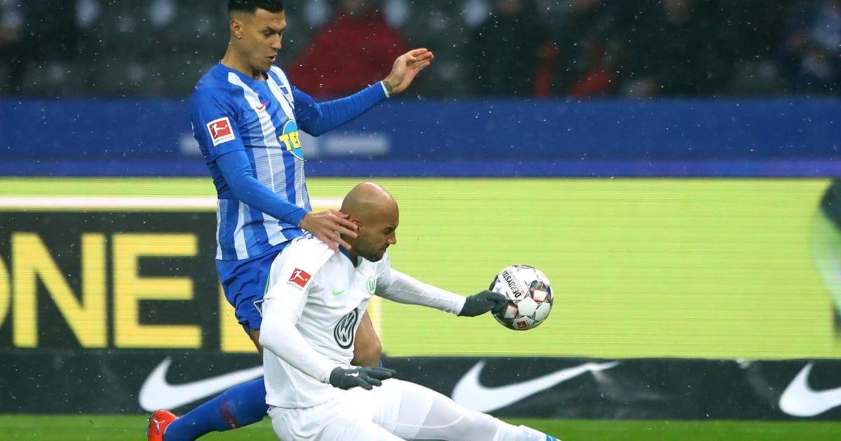 Hertha BSC - VfL Wolfsburg | Die offiziellen Aufstellungen