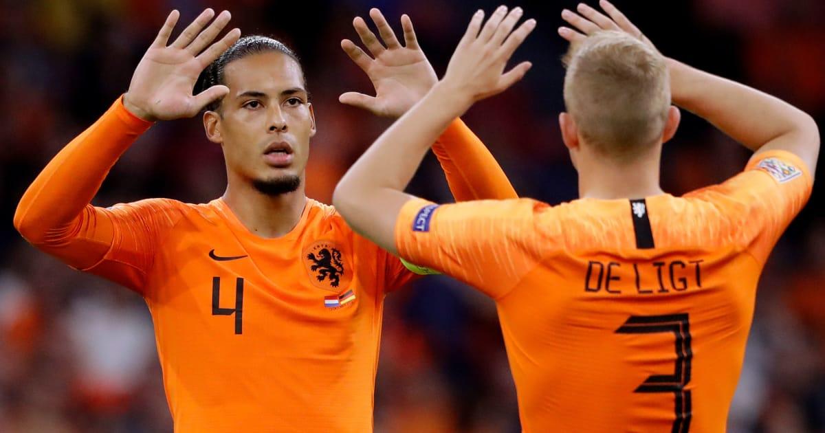 Virgil Van Dijk Discusses Liverpool Potentially Signing Netherlands