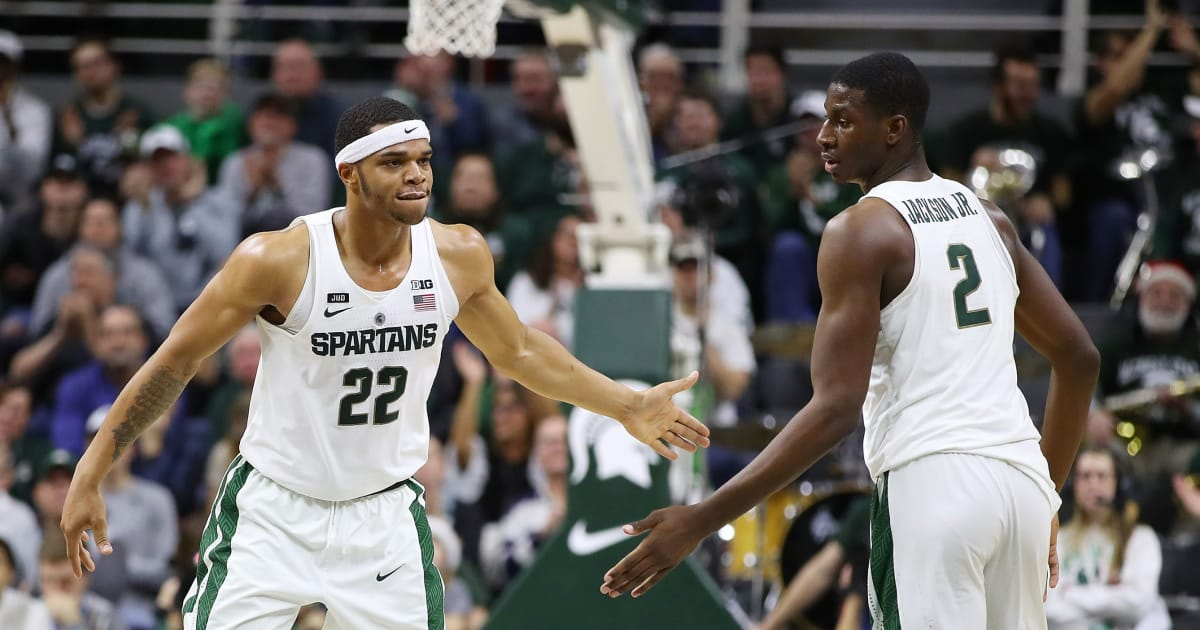 uk availability 986c2 2dd46 How Michigan State Can Replace Miles Bridges and Jaren ...