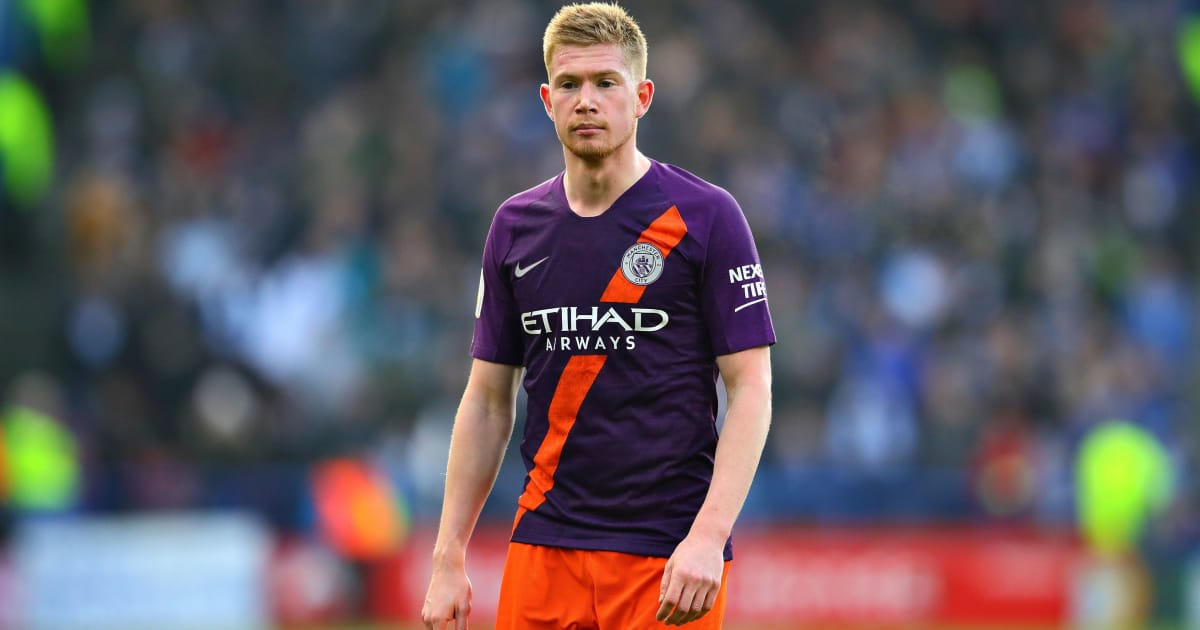 Manchester City's Ambition Reportedly the Reason Why Kevin De Bruyne Turned Down Real Madrid