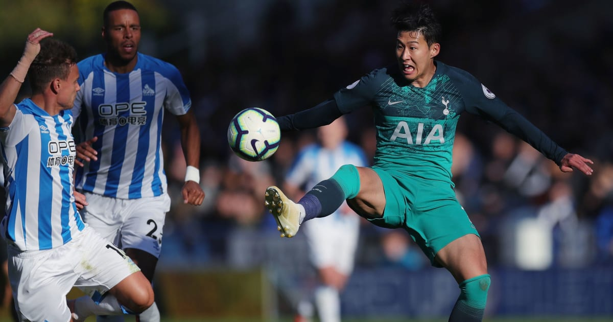 c900e1fff The Tottenham Hotspur is back in their new home to host Huddersfield Town  Saturday in an English Premier League showdown between two teams whose  seasons ...