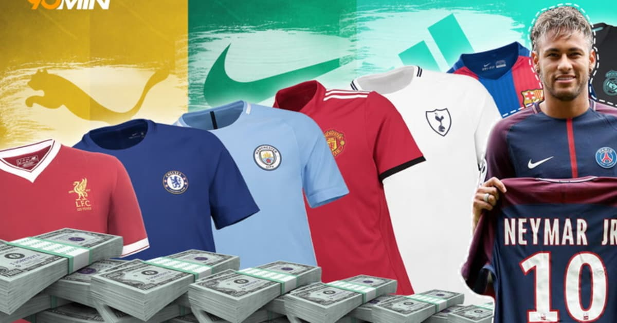 003822f1e The Shocking Truth Behind How Much Money Clubs Really Make From Shirt Sales