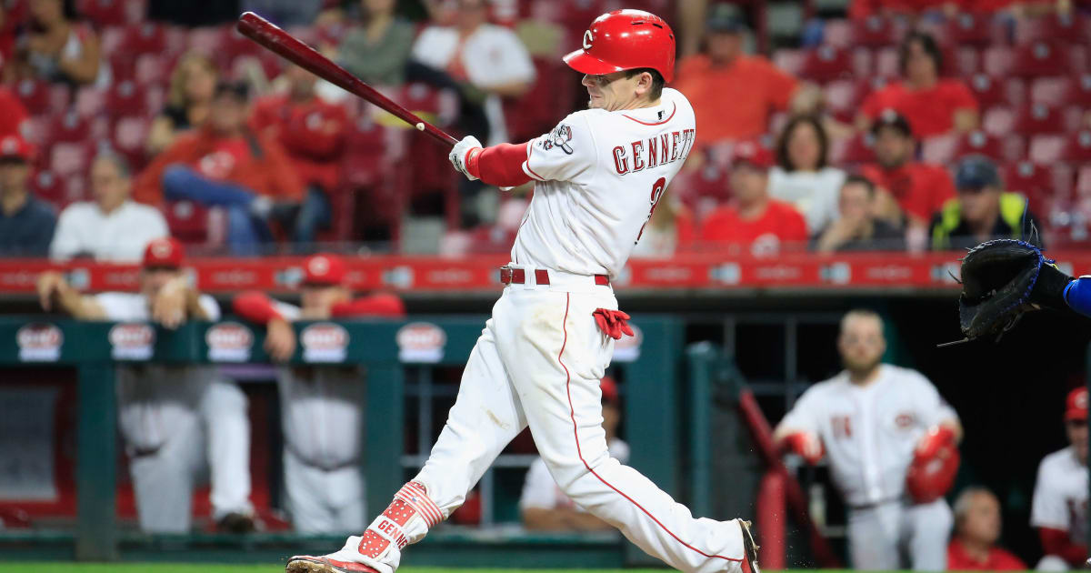 REPORT: Reds Motivated to Trade Scooter Gennett This ...