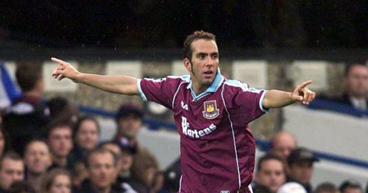 Paolo Di Canio Explains Why He Turned Down Manchester United Move on Christmas Day