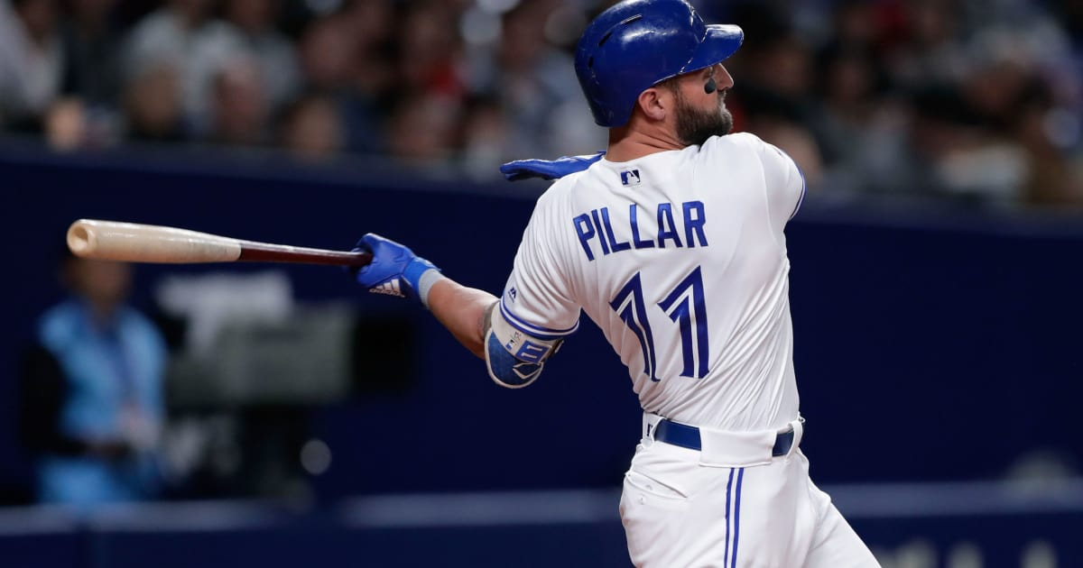 REPORT: Giants Interested in Blue Jays Outfielder Kevin Pillar