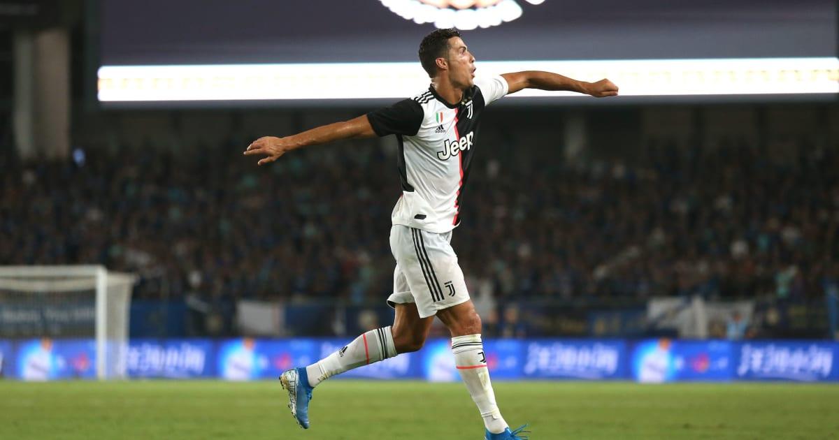 Ronaldo lần đầu giải thích về màn ăn mừng siêu đẳng!