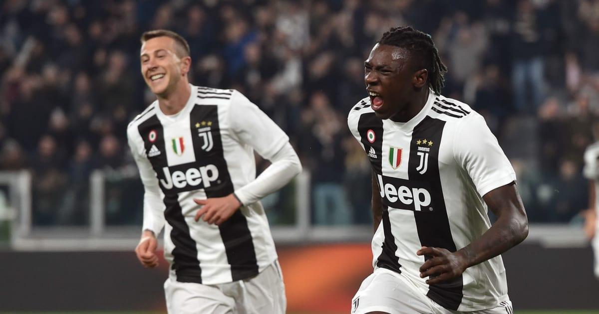 Juventus Vs Udinese Wallpaper: Juventus 4-1 Udinese: Report, Ratings & Reaction As Moise