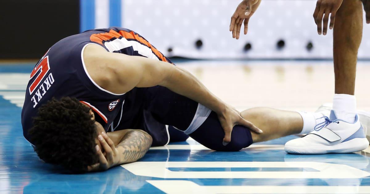 Kentucky Basketball Runs Past Thomas More Highlights Box: BREAKING: Auburn Star Chuma Okeke Diagnosed With Torn ACL