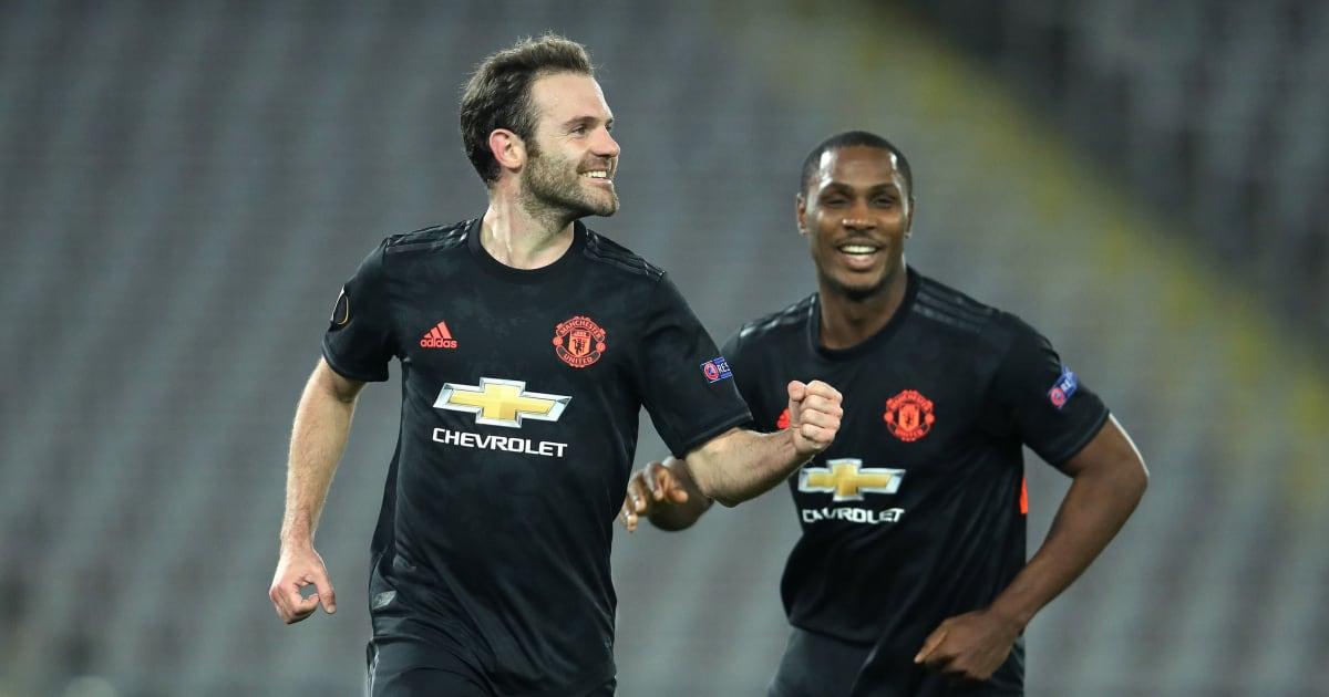 """Résultat de recherche d'images pour """"LASK Linz 0:5 Manchester United"""""""
