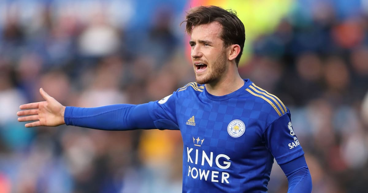 Leicester City Should Not Be Afraid to Lose Overrated Ben Chilwell