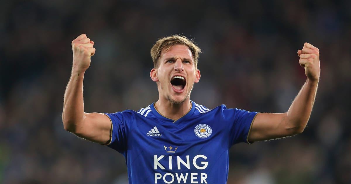 Premier League Winner Marc Albrighton Extends Leicester City Stay Until 2022