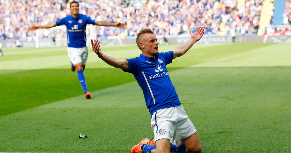 Leicester 5-3 Manchester United: Remembering the Day Jamie Vardy Became a Superstar
