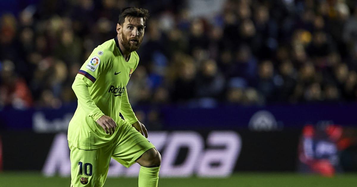Valverde Kehabisan Kata-kata untuk Puji Lionel Messi   ftb90