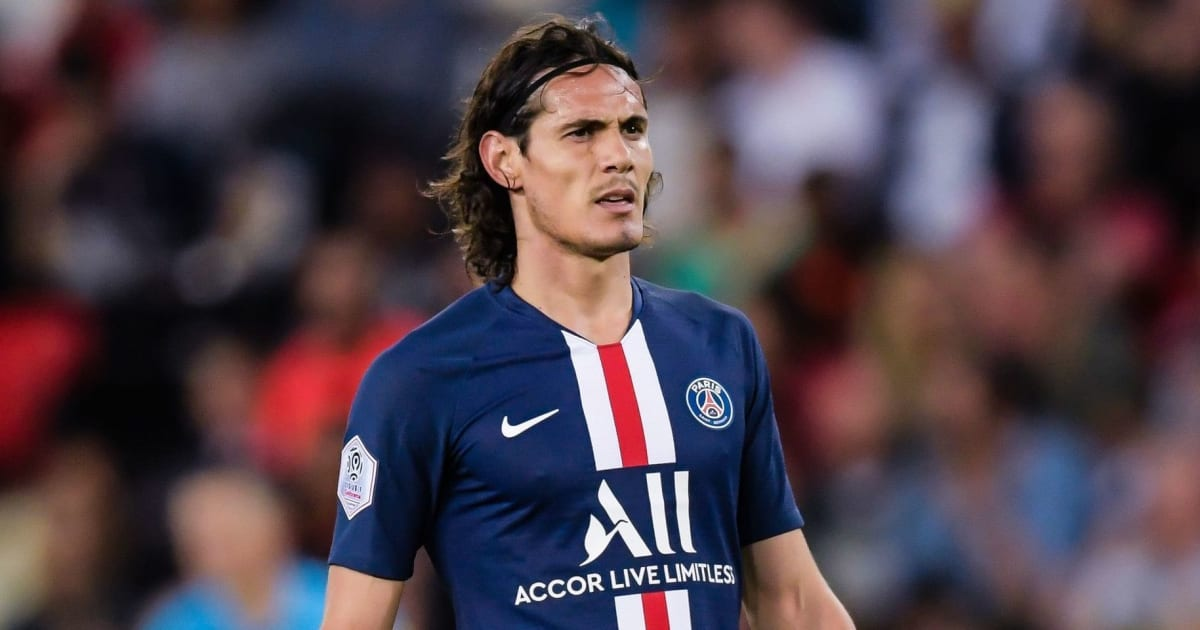 Exclusive Man Utd Consider Move For Paris Saint Germain Forward Edinson Cavani 90min