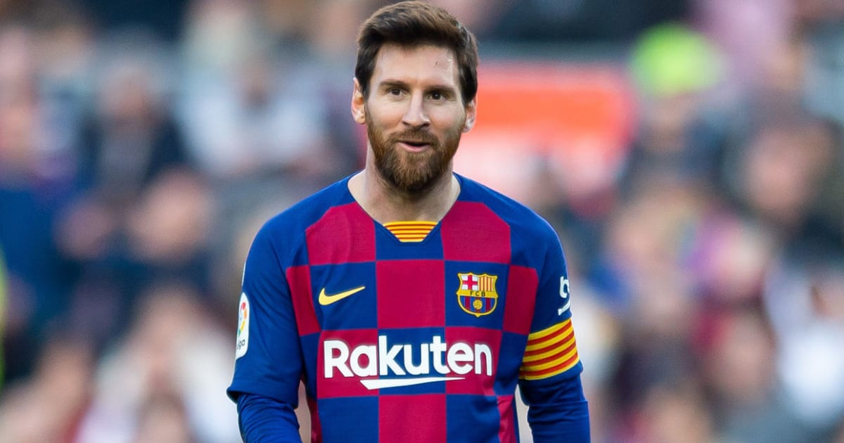 Lionel Messi Snubs Barcelona From His List of Four Favourites to Win UEFA Champions League
