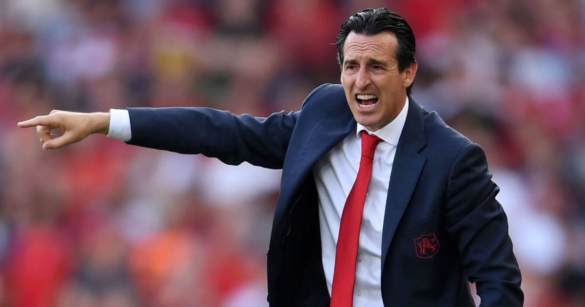 Unai Emery 'Would Consider' Becoming Next Everton Manager ...