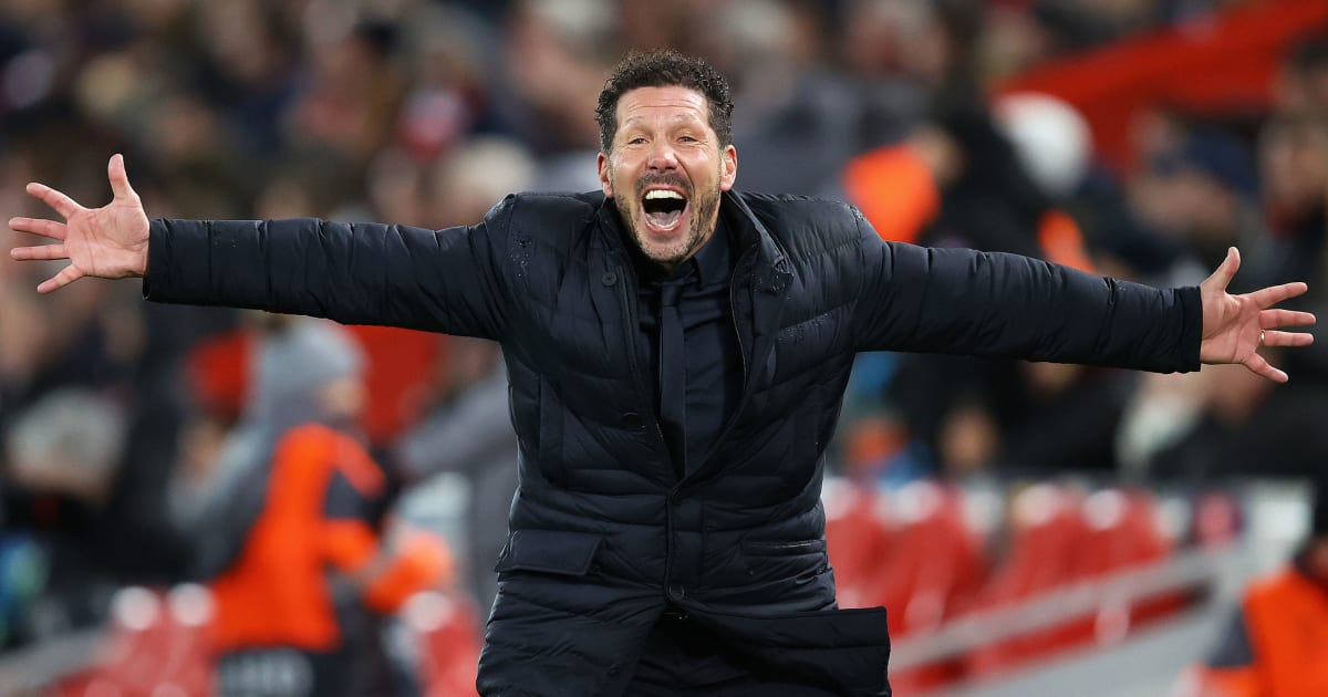 Atletico Madrid to Be 'Invited' Back to Champions League