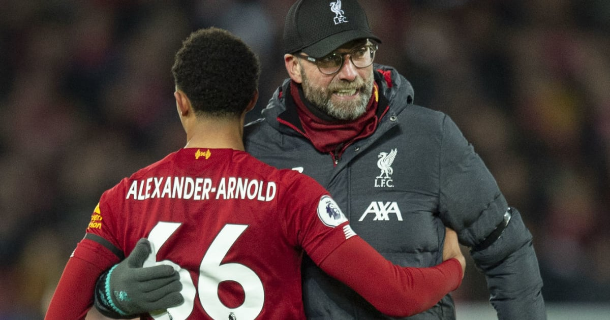 Jürgen Klopp Discusses First Seeing Trent Alexander-Arnold & the Problem He Had With Him