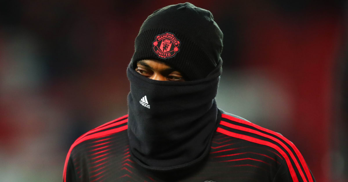 Agent Speaks Out On Anthony Martial's Chances Of New Long