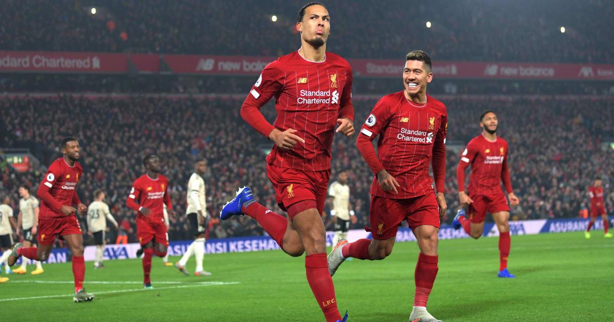 Liverpool - Manchester United (2- 0) : Les Reds survolent ...
