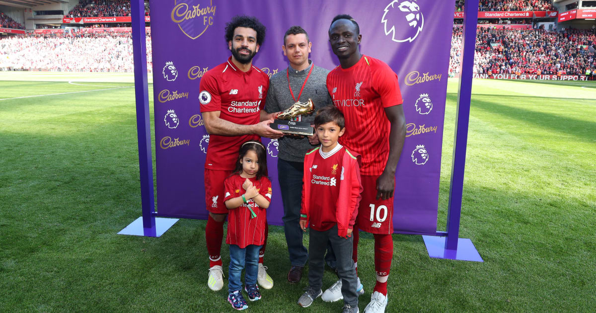 golden shoe and golden boot winner 2019