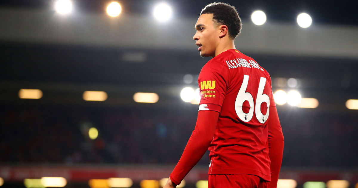 Trent Alexander-Arnold Joins Elite Group of Players After Reaching Premier League Milestone