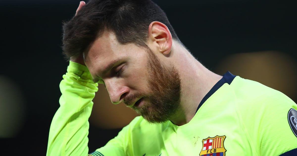 Thua sốc trước Liverpool, Messi bị xe bus của Barca bỏ quên… ở Anfield