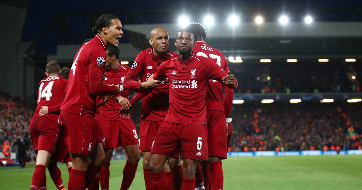 Prediksi Lineup Liverpool vs Tottenham Hotspur – Champions ...