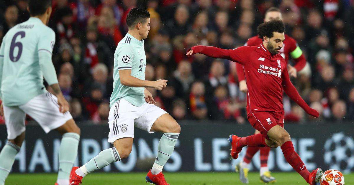 Bayern Munchen vs Liverpool - Champions League: Jadwal ...
