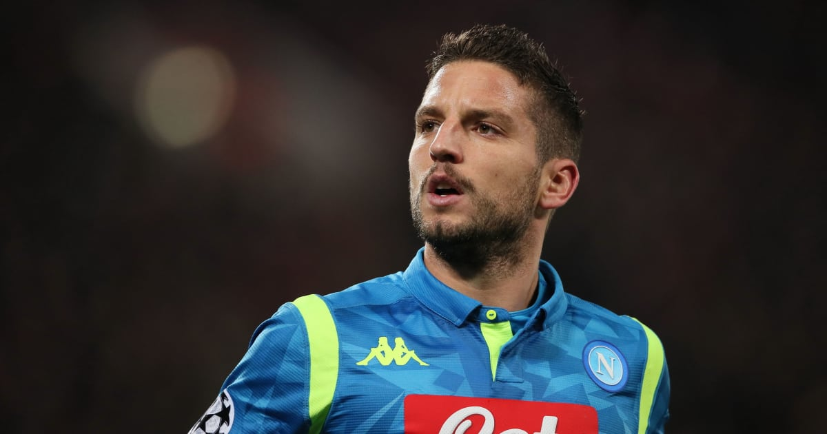'Will They Ever Learn?': Liverpool Fans Mock Dries Mertens as Anfield Comments Backfire
