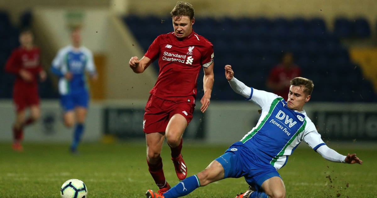 Liverpool Youth Star Paul Glatzel Signs New Long-Term Contract at Merseyside